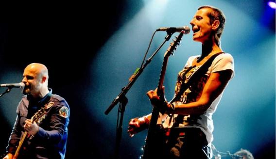 K's Choice start nieuwe tournee in Nederland