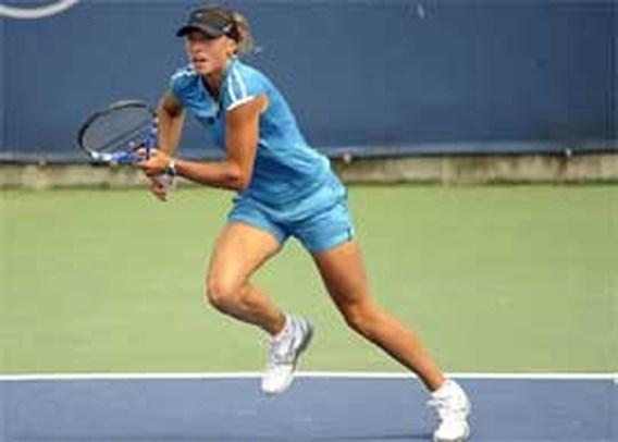 Yanina Wickmayer staat bijna op hoofdtabel WTA Toronto