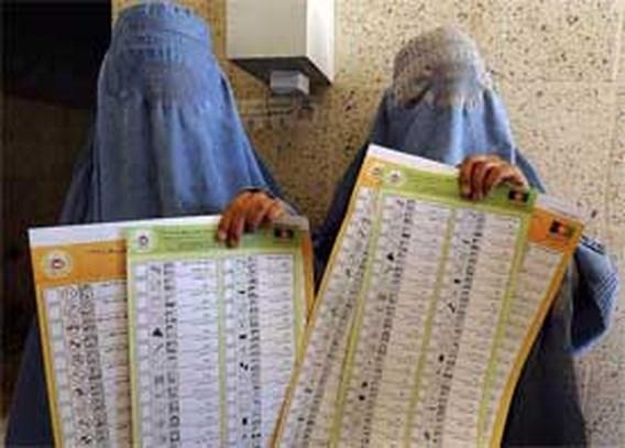 Taliban dreigen met aanval op stembureaus