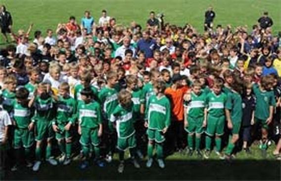 Chelsea wint het Euro Miniementoernooi in Bierbeek