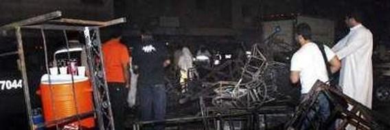 41 doden bij brand op bruiloft