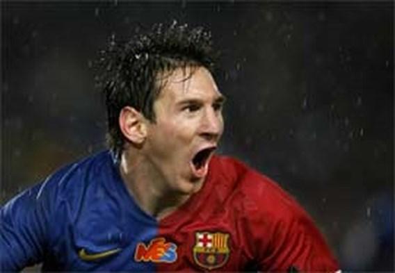 Guardiola kan Messi missen tegen Gijon