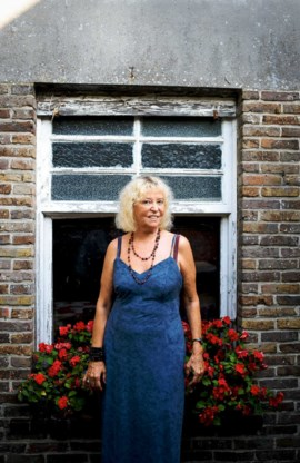 Lucie Van Crombrugge: 'Het maatschappelijk denken is nog altijd erg negatief gekleurd ten aanzien van abortus.'Katrijn Van Giel