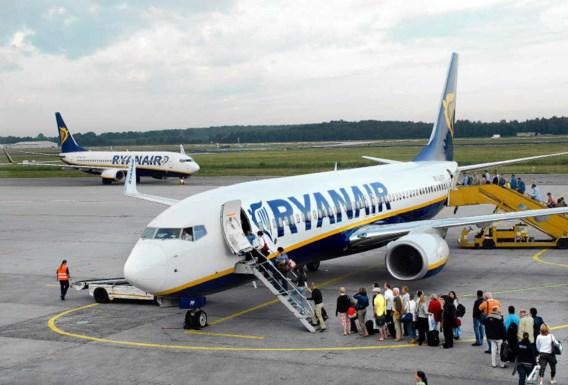 Ryanair op de luchthaven van Eindhoven: het is uitbreiden of onderuitgaan. Hollandse Hoogte