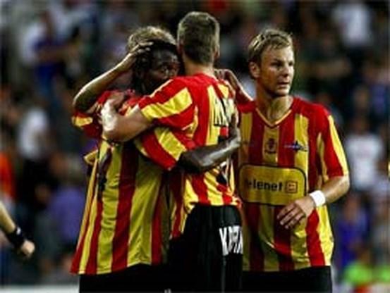 Efficiënt KV Mechelen ook te sterk voor G. Beerschot