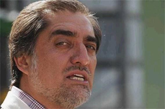 Abdullah neemt niet deel aan tweede ronde Afghaanse presidentsverkiezingen