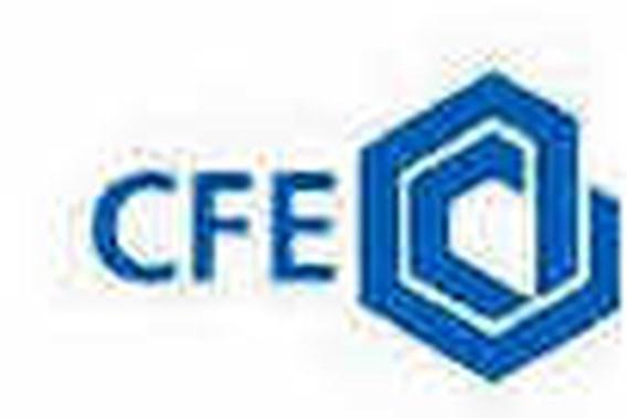 CFE boekt een derde meer omzet