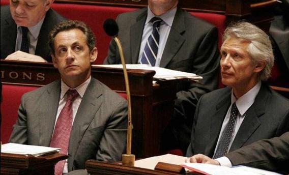 De Villepin vrijgesproken in Clearstream-affaire