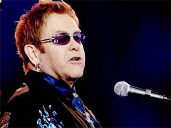 Elton John komt naar Antwerpen