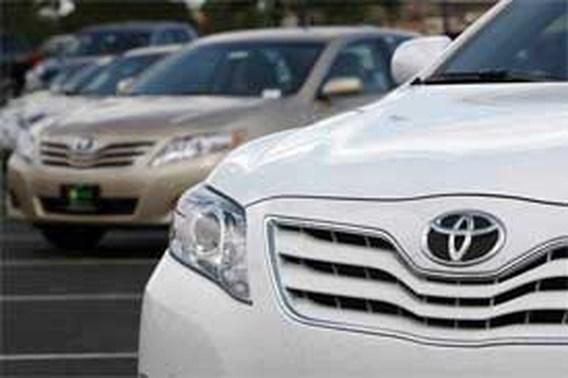 Toyota roept nog eens miljoen wagens terug in de VS
