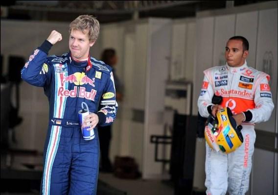 Dubbelslag voor Red Bull in Abu Dhabi