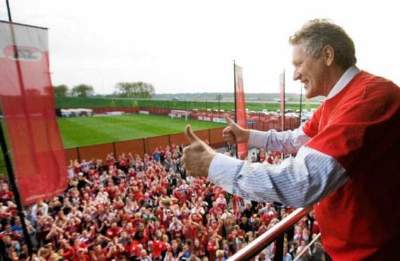 Dirk Scheringa is niet alleen voorzitter van DSB Bank maar ook van voetbalclub AZ, die vorig jaar landskampioen werd. Guus Dubbelman/Hollandse Hoogte
