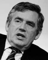 Gordon Brown. rtr