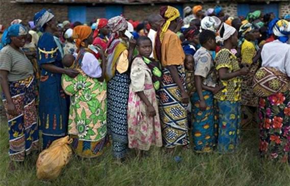 Hulporganisaties vragen bescherming Oost-Congolese bevolking