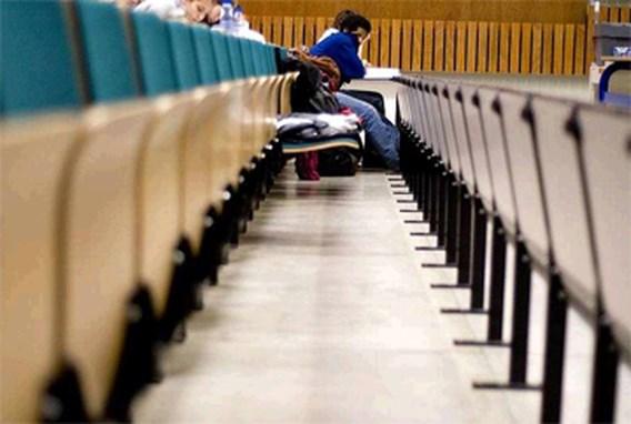 Meer hogeschoolstudenten dan vorig academiejaar