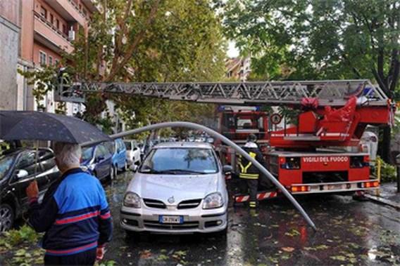 Doden door noodweer in Italië