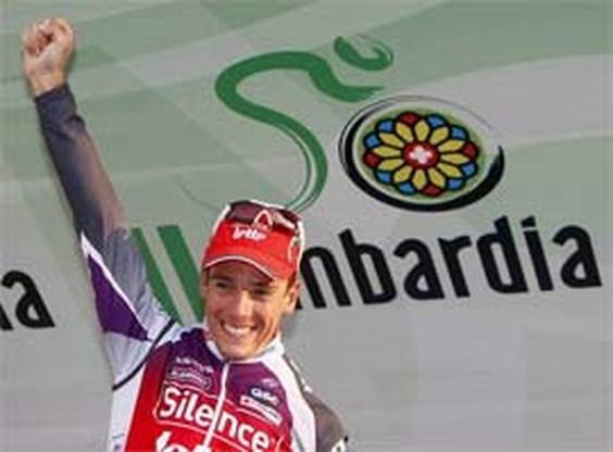 Philippe Gilbert krijgt persprijs