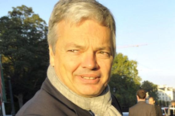 Voorzitterschap Reynders wankelt
