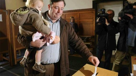 IN BEELD XL. Antwerpen brengt zijn Oosterweel-stem uit
