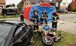 Assenede werd opgeschrikt door een zwaar verkeersongeval waarbij één motorrijder het leven liet.RfG