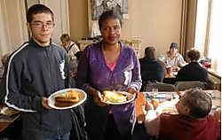 Het sociaal restaurant is een van de onderdelen in de strijd tegen armoede. Yvan De Saedeleer
