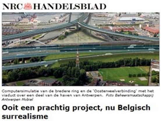 'Ooit prachtig project, nu Belgisch surrealisme'