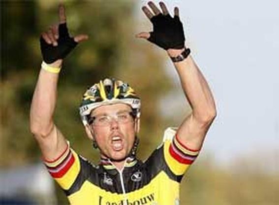Sportwereld blogt: 'De winst van Sven Nys op de Koppenberg is een witte raaf'