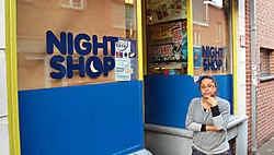 Uitbaatster Lucila Mendoza: 'Hoelang mijn winkel toe blijft, weet ik nog niet. De klanten zullen wel begrip hebben, zeker?' Wim Troch