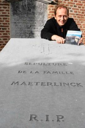 Nicholas Maeterlinck schreef een boek over zijn grootoom. Gianni Barbieux