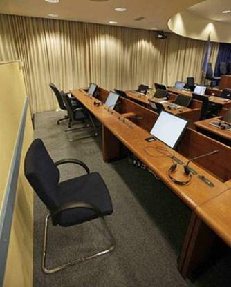 Karadzic boycot opening proces