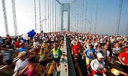 Vijf jaar voorbereiding en een medische screening zijn noodzakelijk om een marathon op een verantwoorde manier te lopen.rtr
