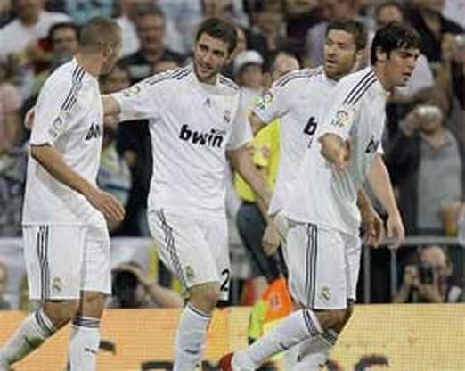 Real Madrid spoelt bekerkater door met overwinning