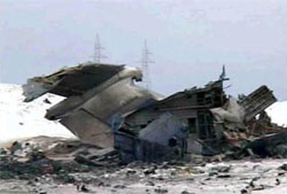 Elf doden bij crash militair vliegtuig in Rusland