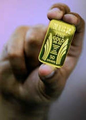 Goudprijs op nieuwe recordhoogte