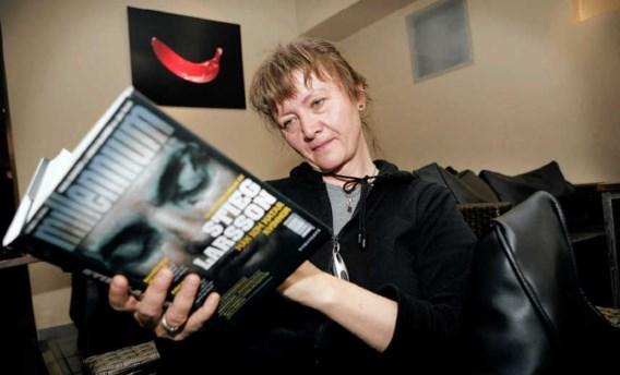 Eva Gabrielsson woonde dertig jaar samen met de thrillerschrijver Stieg Larsson, maar kan geen aanspraak maken op zijn erfenis.reporters/scanpix