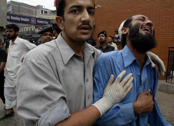Burgemeester dood bij aanslag op markt  in Peshawar