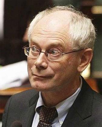 'Van Rompuy zal EU-job enkel aanvaarden als hij niet anders kan'