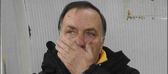 KBVB vergadert maandagavond over Dick Advocaat