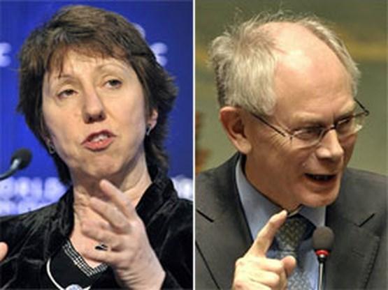 Herman Van Rompuy wordt EU-president