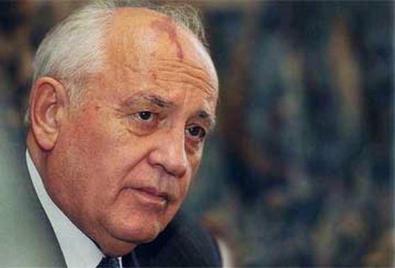Gorbatsjov noemt Poetin verwaand