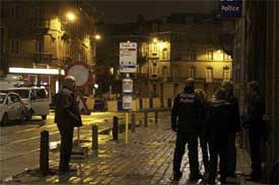 Rellen in Brussel tussen politie en allochtonen