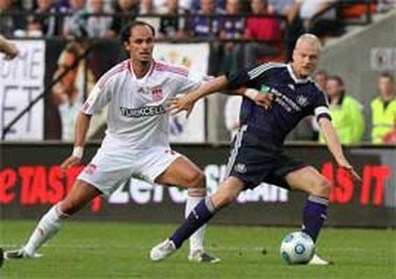 'Anderlecht - Sivasspor een van de verdachte wedstrijden'