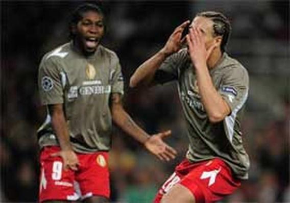 Standard verliest bij Arsenal maar CL is nog niet voorbij