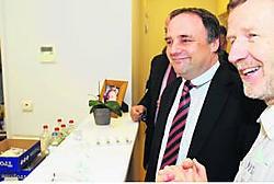 Marc Van Ranst had veel lof voor het stadsbestuur.tab