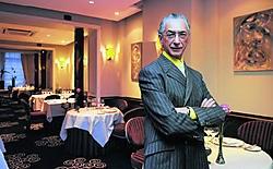 Luigi Ciciriello: 'Ik ben gewoon verliefd op truffels.' Herman Ricour