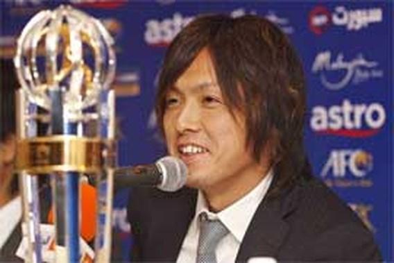 Japanner Yasuhito Endo verkozen tot beste Aziatische speler van 2009