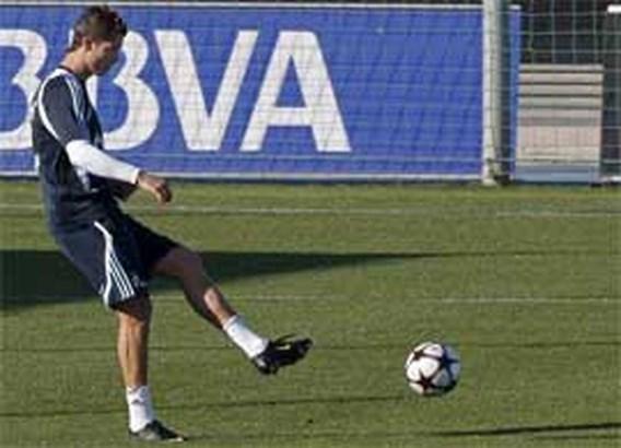 Ronaldo weer op het veld verwacht tegen FC Zürich