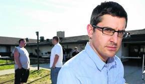 Louis Theroux duikt het metamfetaminestadje Fresno in. rr