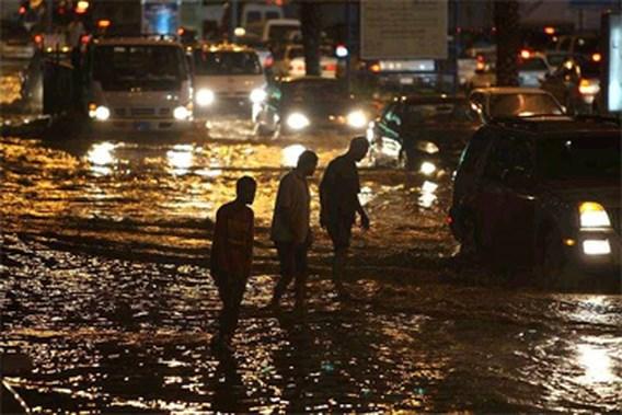 Minsten zeventig doden in Saudi-Arabië door zware regenval