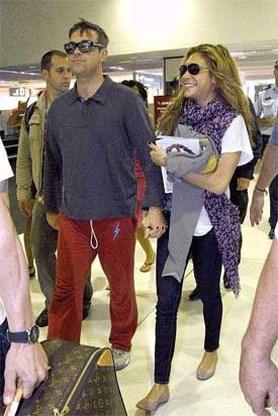 Robbie Williams verloofd